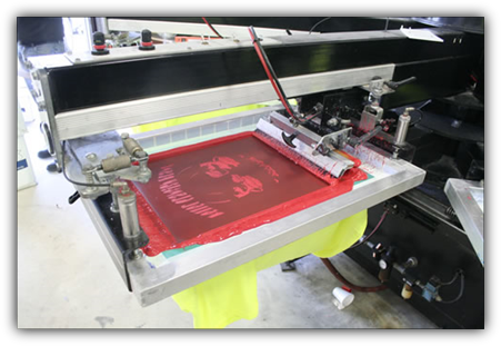 screen printing, embroidery, signs, logo design, jackets, tshirts, banners
